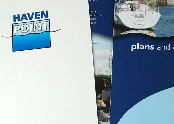 Haven Point Development branding