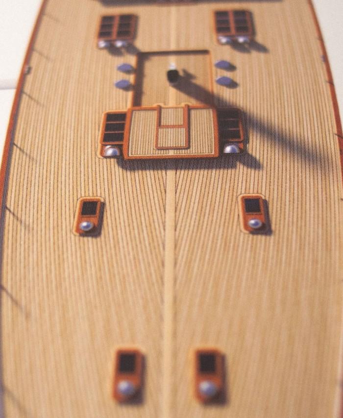 Tempus Yacht Deck