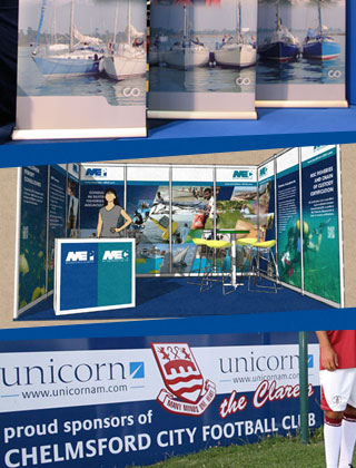 Exhibition Graphics Design