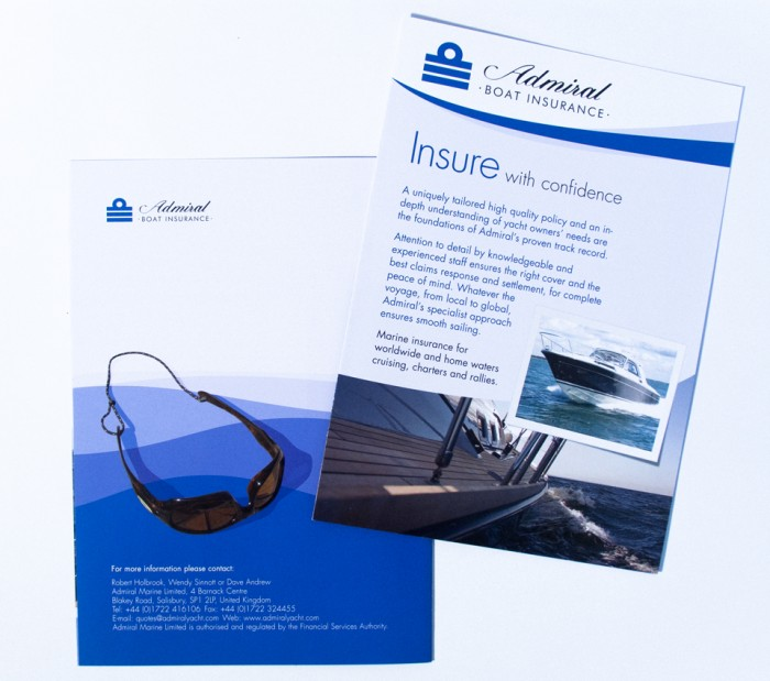 Insure with Confidence Leaflet Overview