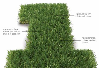 Advert Design for 1 Grass