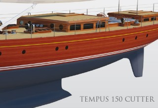 Tempus Advert Design