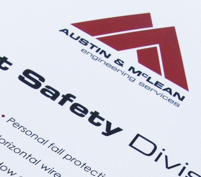 Logo Design doe Austin & McLean