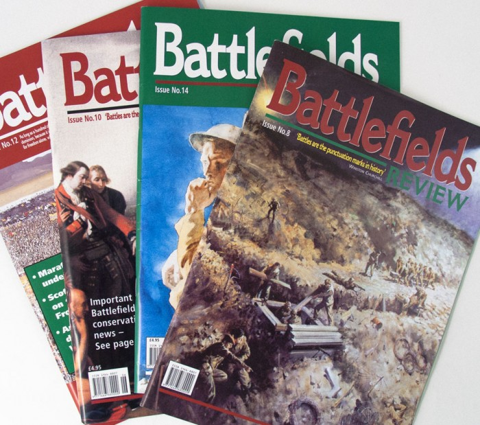 Battlefields Review Magazines