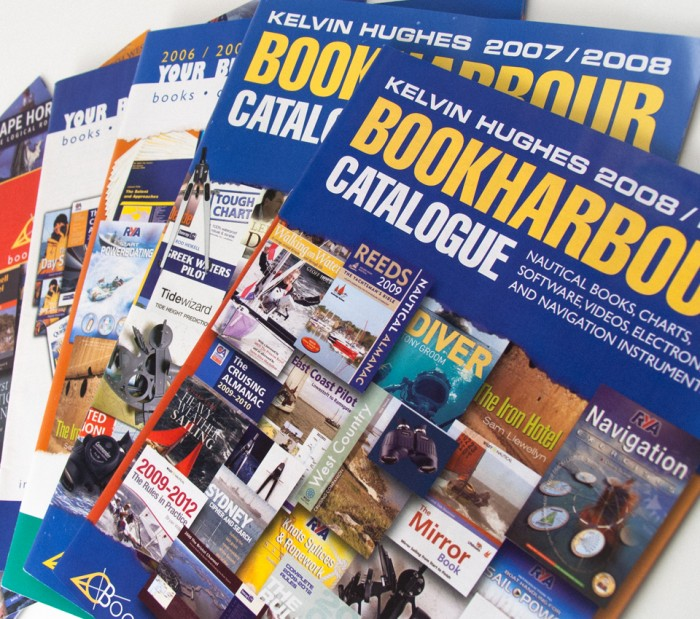 Bookharbour Catalogues