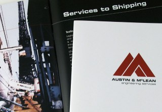 Brochure Design for Austin & McLean
