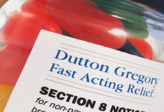 Leaflet Design for Dutton Gregory