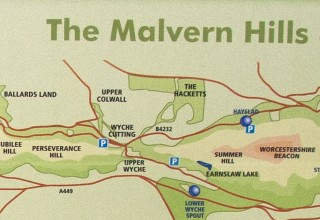 Malvern Hills Pocket Guide