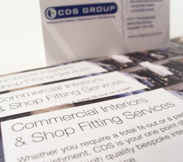 CDS 4pp Business Cards