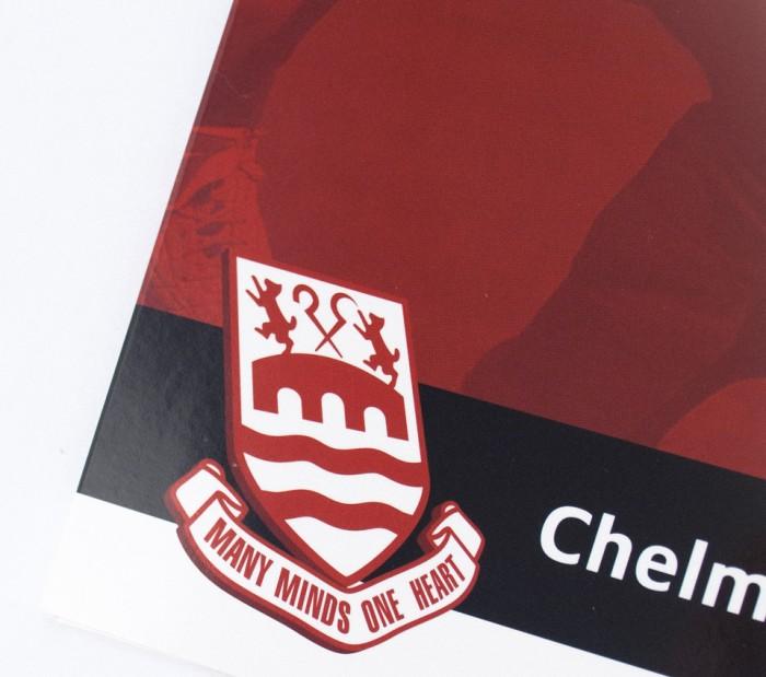 Chelmsford City FC Folder Design