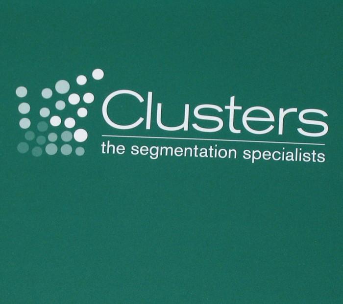 Clusters Segmentation Logo