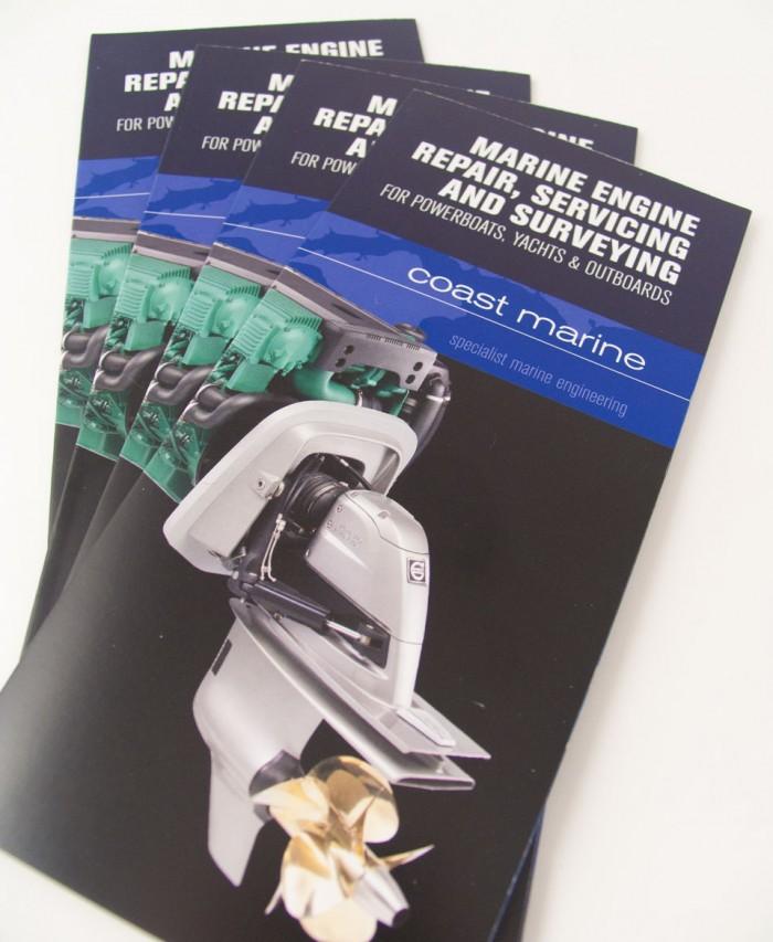 Coast Marine Leaflet