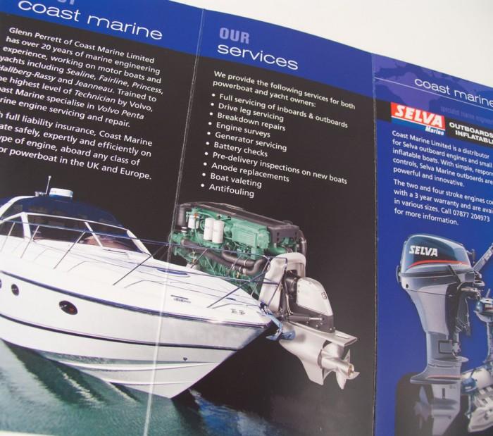 Coast Marine Brochure