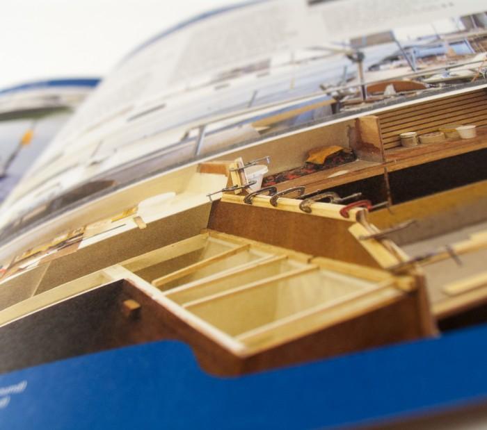 Brochure Design for Contessa 32