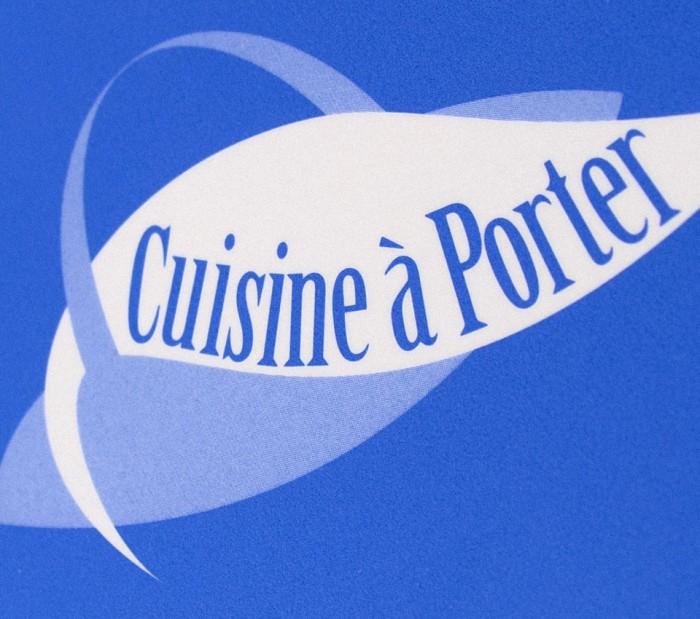 Cuisine à Porter Logo Design