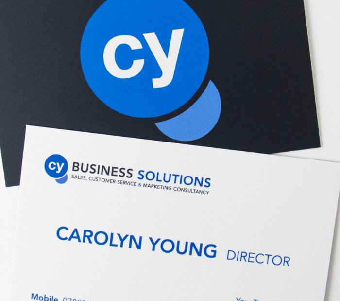 CY Business Card