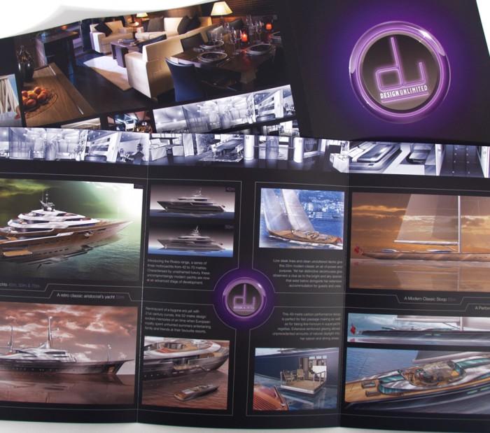 Brochure Design for Design Unlimited