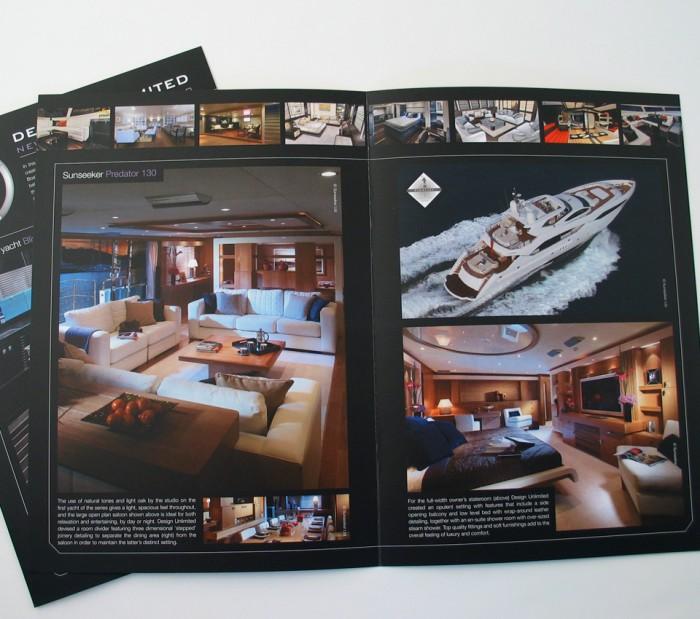 Design Unlimited Leaflet Spread