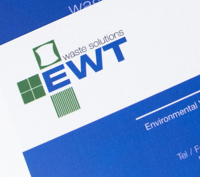 EWT Logo Design