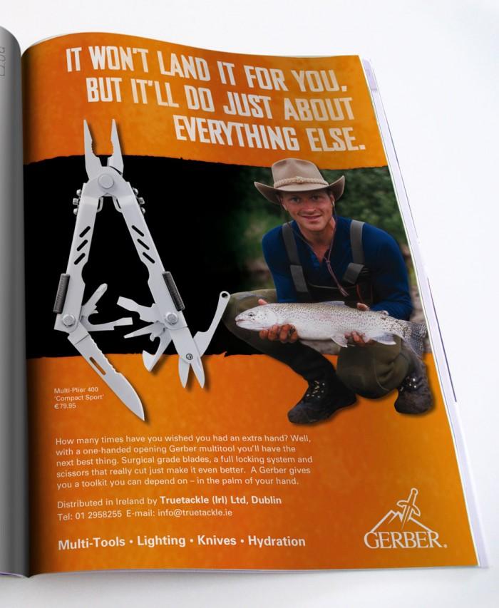Gerber Advert Design