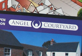 Angel Courtyard Logo