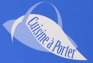 Logo Design for Cuisine à Porter