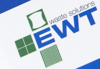 Logo Design for EWT