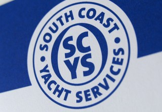 Logo Design for South Coast Yacht Services