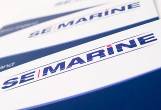 Logo Design for SE Marine