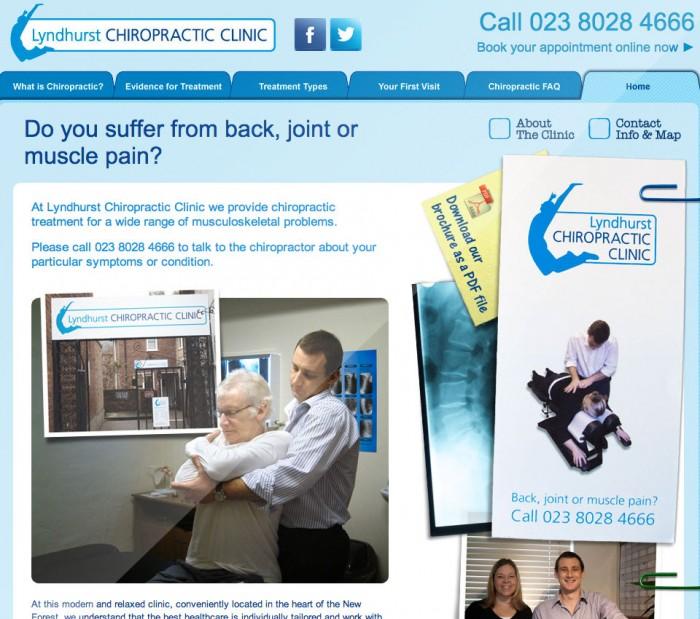 Lyndhurst Chiropractic Clinic
