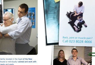 Website Design for Lyndhurst Chiropractic Clinic