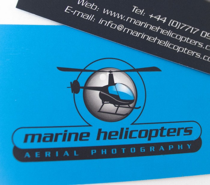 Marine Helicopters Logo
