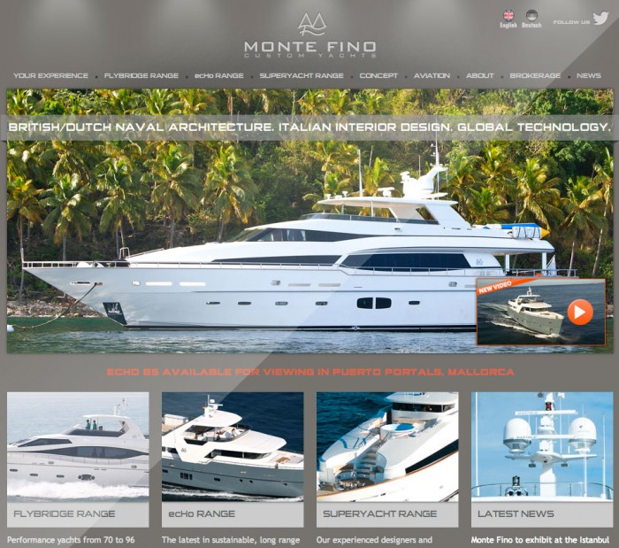 Monte Fino Home Page