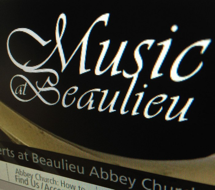 Music at Beaulieu Website