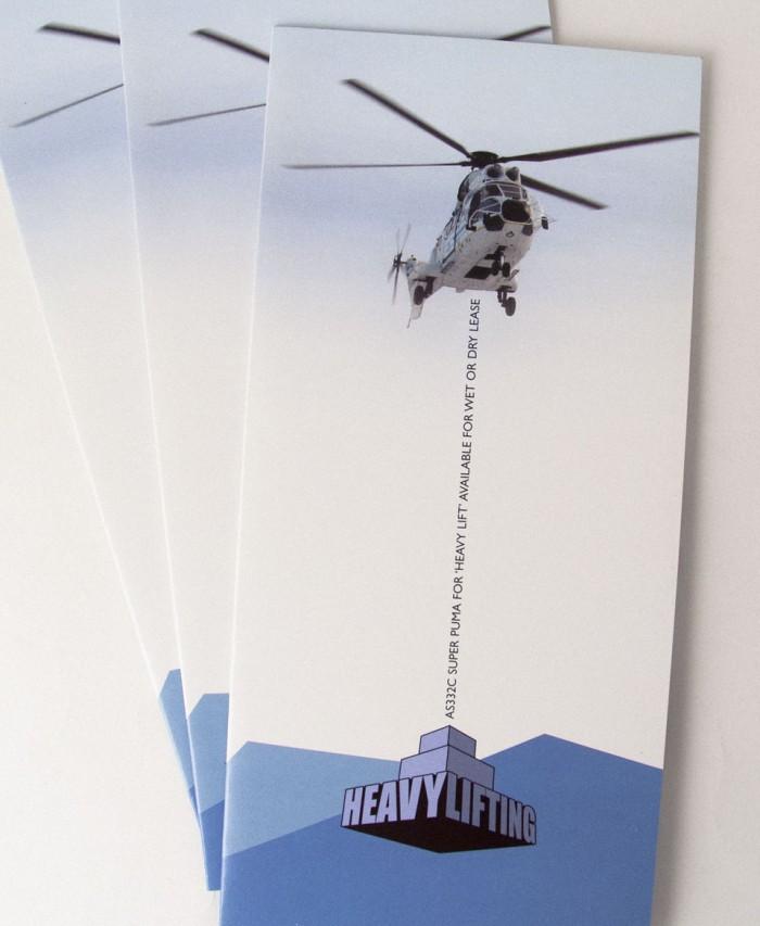 Nash & Airlift Leaflet Cover