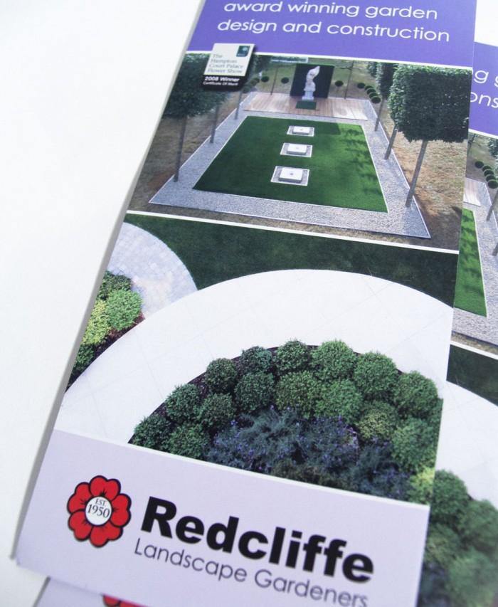 Redcliffe Gardeners Brochure Design