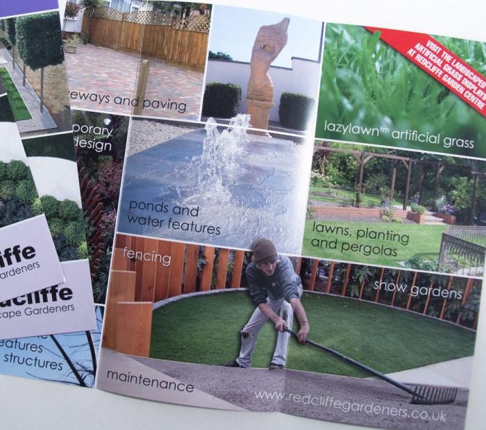 Redcliffe Gardeners Brochure Spread