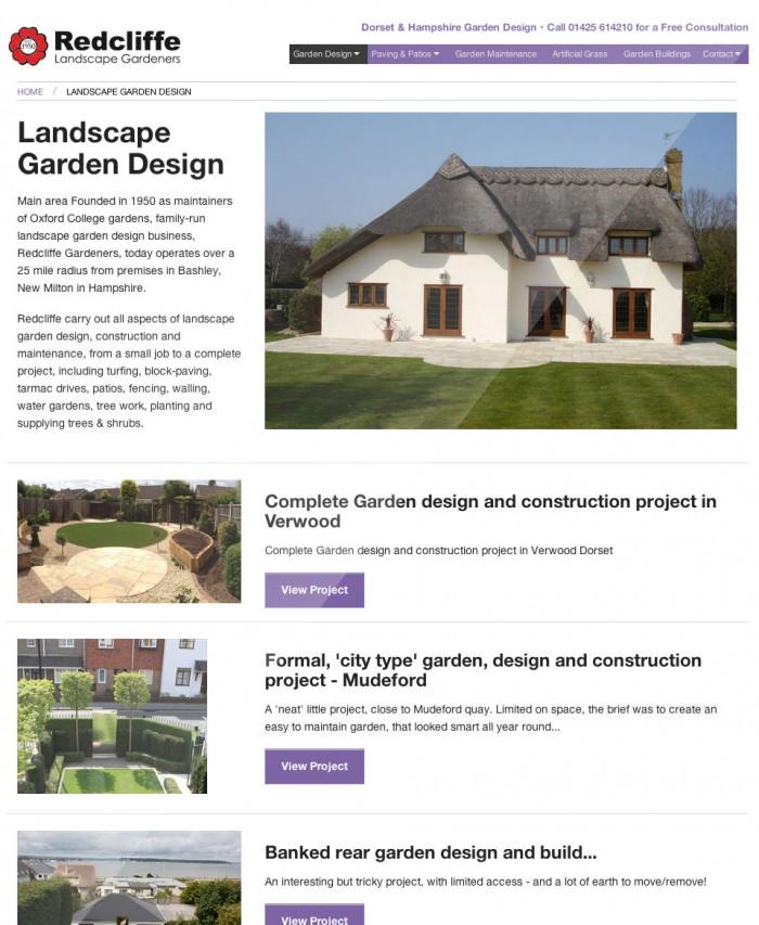Redcliffe Landscape Garden Design Projects