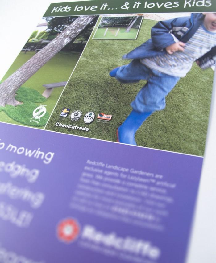Redcliffe Leaflet Design