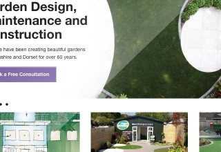 Website Design for Redcliffe Gardeners