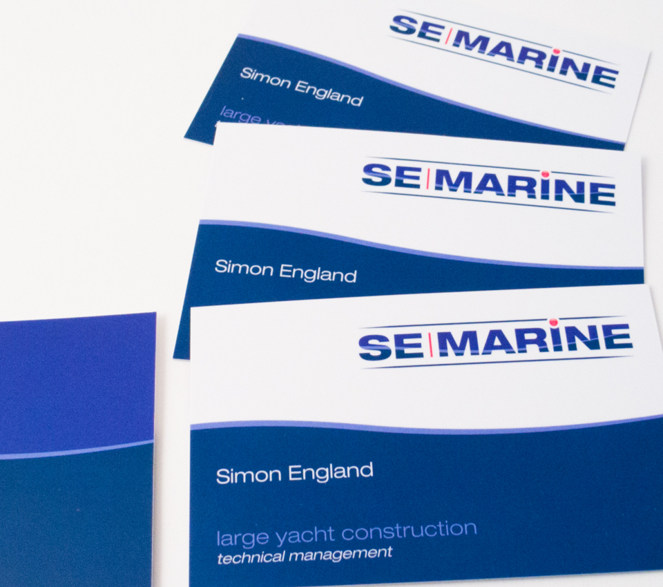 Se marine business cards by tinstar design se marine business cards magicingreecefo Choice Image
