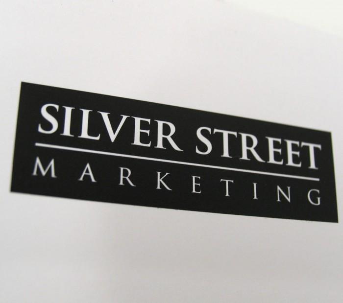 Logo Design, Silver Street