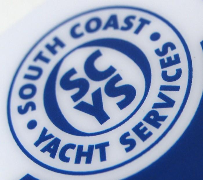 South Coast Yacht Services Logo Design