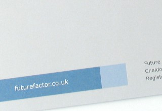 Stationery Design for Future Factor