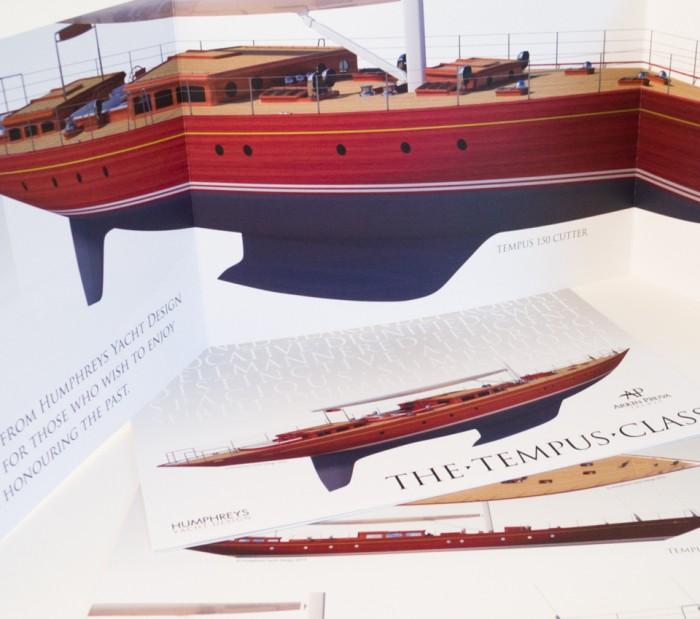 Tempus Yacht Class Brochure