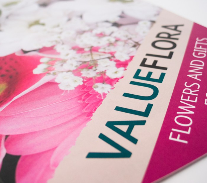 Valueflora Catalogue Cover Detail