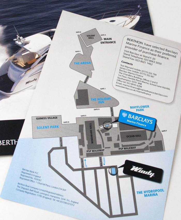 Windy Boat Show Brochure