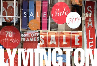 Lymington Sales