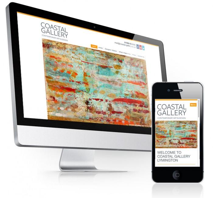 Coastal Gallery Home Page