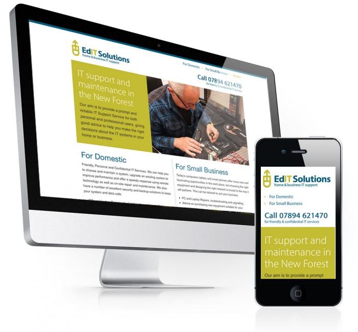EdIT Solutions Website